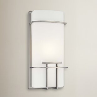 Shop For Alcor 1-Light Flush Mount By Mercury Row
