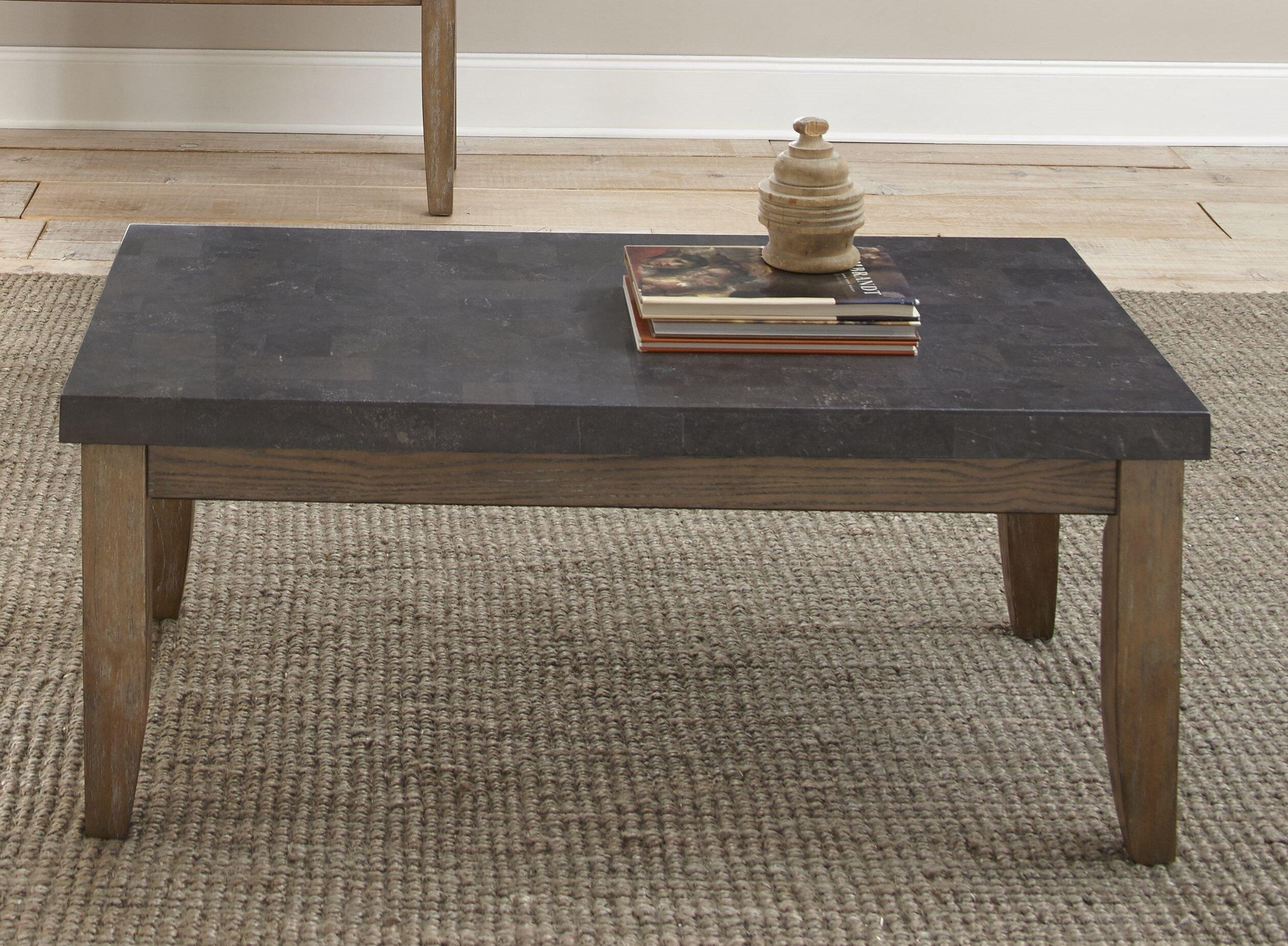 Superbe Lark Manor Dejardins Bluestone Coffee Table U0026 Reviews | Wayfair