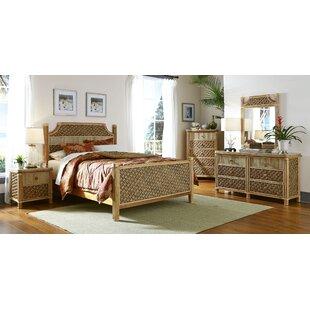 Perfect Swann Panel 5 Piece Bedroom Set