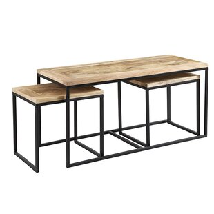 Paige 3 Piece Coffee Table Set By Williston Forge