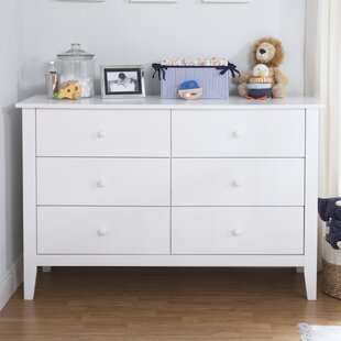 Morgan 6 Drawer Double Dresser ByCarter's®