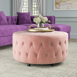 Cricklade Ottoman by Everly Quinn