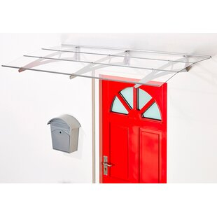 Stillmore W 1.80 X D 0.88m Door Canopy By Sol 72 Outdoor