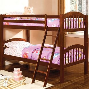 Reviews Hendon Picket Fence Twin Bunk Bed by Harriet Bee Reviews (2019) & Buyer's Guide