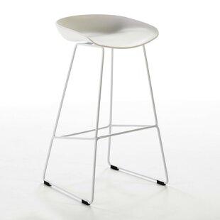 Gravette 75cm Bar Stool By Ebern Designs