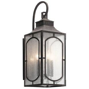 Salena 4-Light Outdoor Wall Lantern by Da..