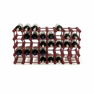 Wine Enthusiast Modular Rack 40 Bottle Tabletop Wine Rack