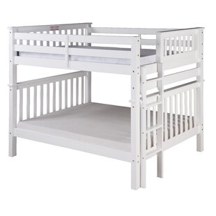 Lindy Bunk Bed by Harriet Bee Coupon