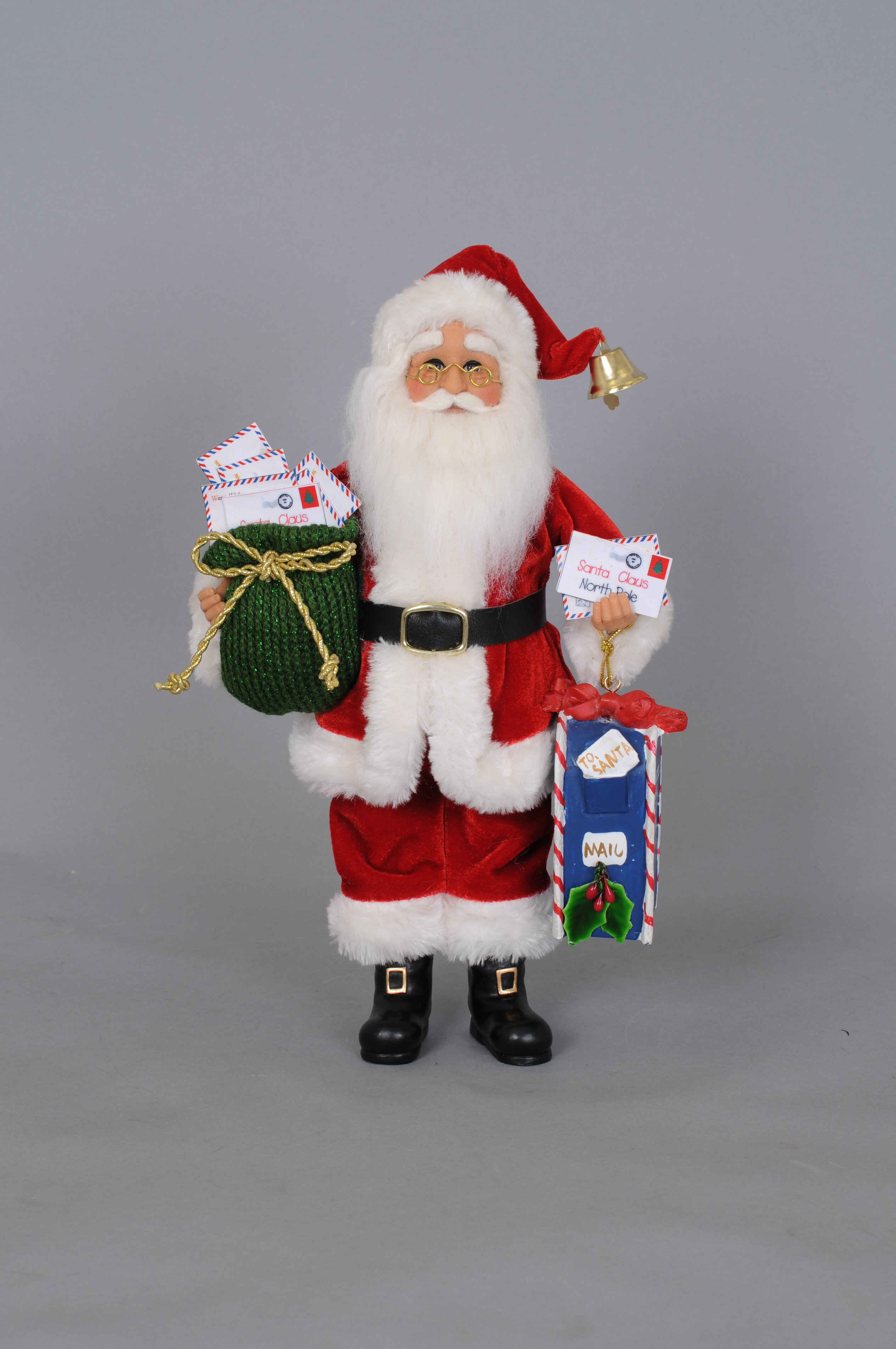 pin seidel decorative santa decor santas elf blanchard floridus michele pinterest
