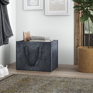 Heavy Duty Newspaper And Firewood Felt Baskets By Rebrilliant
