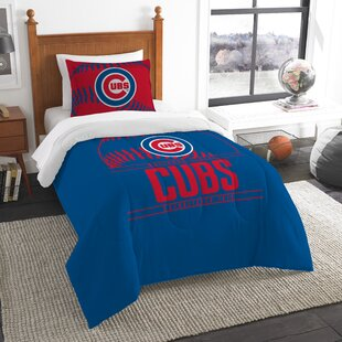 MLB Grand Slam 2 Piece Twin Comforter Set