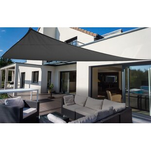 Myrtle Beach 4.6m X 4.6m Triangle Shade Sail By Sol 72 Outdoor