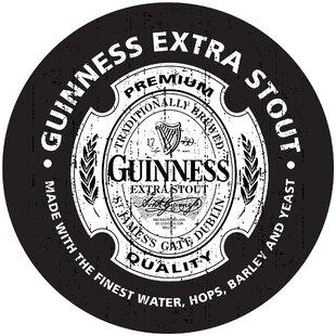 Trademark Global Guinness Wood Swivel Bar..