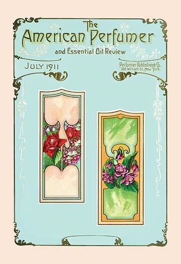 Buyenlarge American Perfumer And Essential Oil Review July 1911 Vintage Advertisement Wayfair
