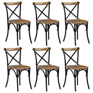 Arriaga Dining Chair (Set Of 6) By Williston Forge
