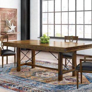 Alegre Extendable Dining Table Trent Austin Design