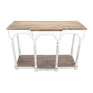 Arielle Wooden Console Table