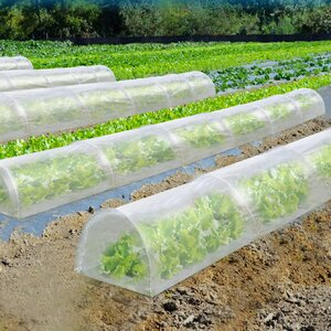 2 Ft. W x 16.5 Ft. D Mini Greenhouse