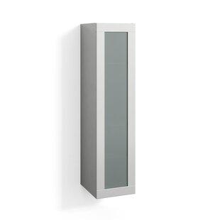 Pruitt 30 X 123cm Wall Mounted Tall Bathroom Cabinet By Ebern Designs