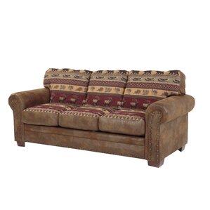 Sierra Lodge Sleeper Sofa by American Furniture Classics
