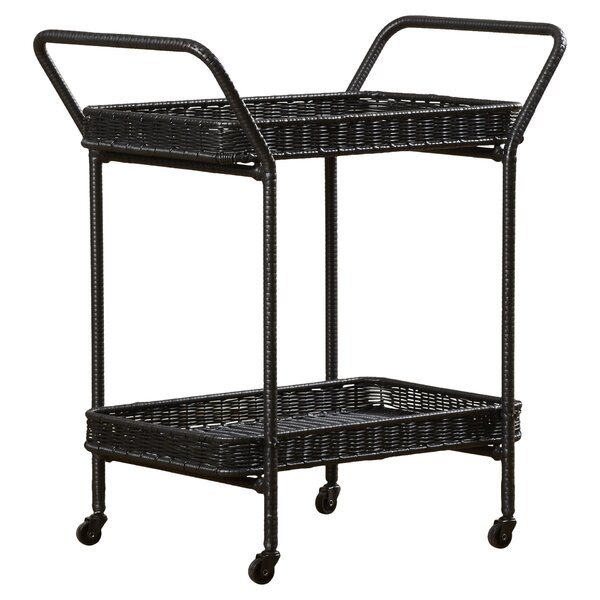 Patio Serving Carts Youu0027ll Love | Wayfair