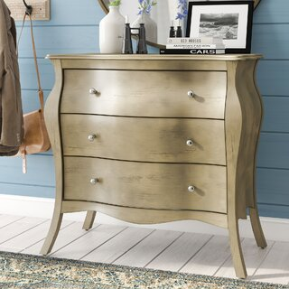 Amiyah 3 Drawer Accent Chest by House of Hampton SKU:CB385136 Order