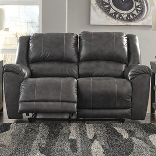 Darby Home Co Waterloo Reclining Loveseat