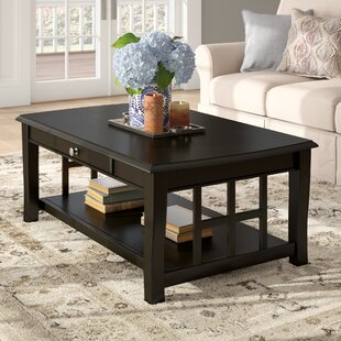 Jennings Coffee Table Alcott Hill