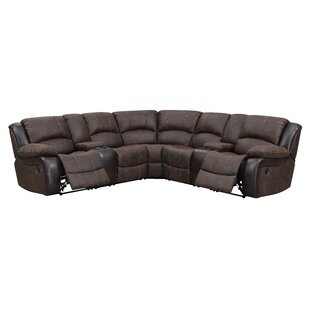 Shop Nicholas Reclining Sectional by E-Motion Furniture