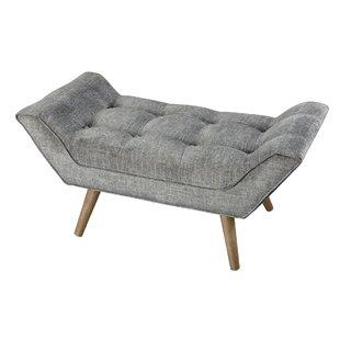 Corrigan Studio Odyssey Upholstered Bench
