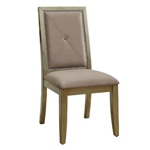 Mcdavid Contemporary Upholstered Dining Chair (Set of 2) House of Hampton