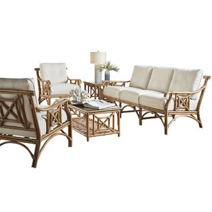 Best Price Plantation Bay 5 Piece Conservatory Living Room Set by Panama Jack Sunroom Reviews (2019) & Buyer's Guide
