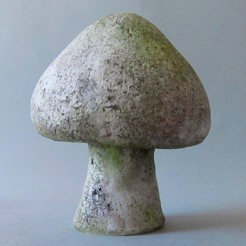 Ornament Wild Mushroom Statue