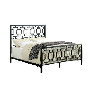 Find a Jewett Metal Panel Bed by Wrought Studio Reviews (2019) & Buyer's Guide