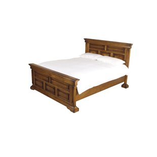 Geist Bed Frame By Union Rustic