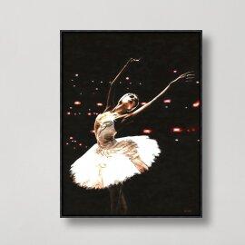 East Urban Home Prima Ballerina Graphic Art Print Wayfair