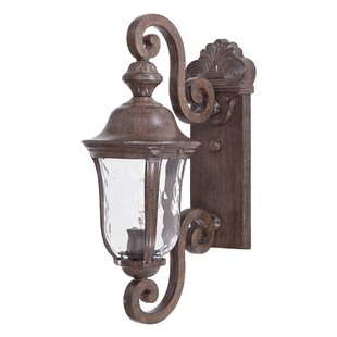 Best Reviews Ardmore 1-Light Outdoor Wall Lantern By Great Outdoors by Minka