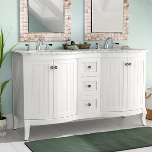Saint 60 Double Vanity Set