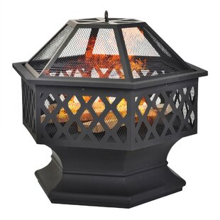 Rivenburg Steel Charcoal Fire Pit Image