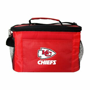 6 Can NFL Cooler