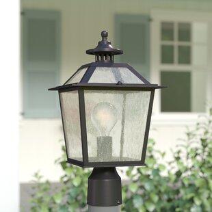 Bruggeman Outdoor 1-Light Lantern Head
