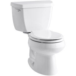 Kohler Wellworth Classic Two-Piece Round-..