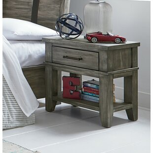 Burleigh 1 Drawer Nightstand