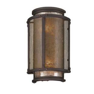 Buy luxury Shyanne 2-Light Outdoor Flush Mount By Mistana