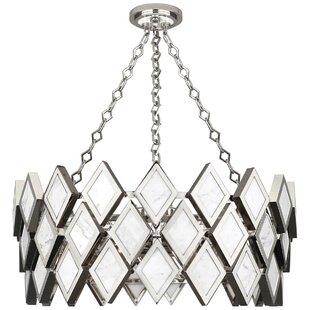Robert Abbey Edward 4-Light Pendant