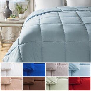 Hypoallergenic All Season Down Alternative Comforter