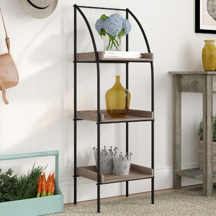 Marcia Etagere Bookcase by Gracie Oaks Best Choices