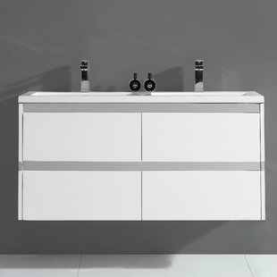 Durante 48 Double Bathroom Vanity Set by Ove Decors