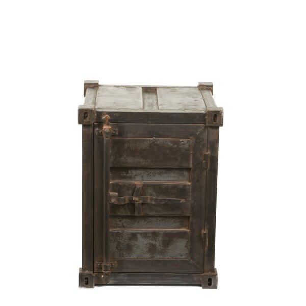 Vintage Metal Cabinet Wayfair