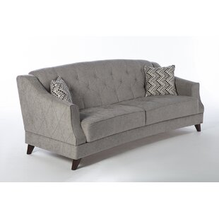 Find the perfect Carpentier 3 Seat Sleeper Sofa by Darby Home Co Reviews (2019) & Buyer's Guide